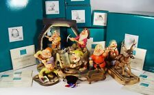 Walt Disney Classic Collection: The Complete Dwarfs' Jewel Mine Set, Snow White