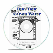 HYDROSTAR HYDROGEN GENERATOR, RUN YOUR CAR ON WATER NOW HHO CONVERSION GUIDE