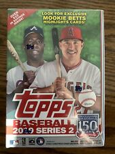 Topps Baseball 2019 Series 2 Trading Cards, Factory Sealed