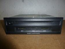 Audi A6 4F MMI Multimedia Main Unit SIM SD Slot 4E0035654 4E0 035 654 S6 RS6