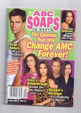 ABC SOAPS IN DEPTH GENERAL HOSPITAL THE EPISODE THAT WILL CHANGE AMC JULY 2003