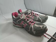 Under Armour Cartlidge Foot Sleeve Neutrel Armour Guide Gray/Pink Shoes US11