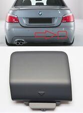 BMW 5 E60 M PAKET 03-09 HINTEN KAPPE DECKEL STOßSTANGE KLAPPE ABSCHLEPP 7897217
