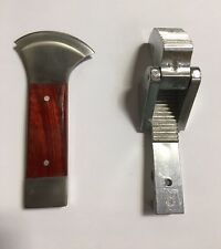 Lead Came Knife & Lead Came Vise - Stained Glass Supplies