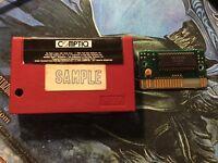 MSX Not For Resale Sample Prototype Cartridge Comptiq Championship Boulder Dash