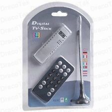 DIGITALE TERRESTRE HDTV USB DECODER DVB-T TV PC NOTEBOOK WA-179DVBT