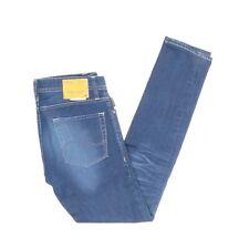 Jack & Jones Ben Jeans Hose W 31 / L 34 Dunkelblau Blau 31/34  -Z5347