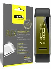 3x Huawei Band 2 Pro Screen Protector Protective Film covers 100% dipos Flex