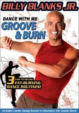 Billy Blanks Jr Dance With Mr Groove 0031398126805 DVD Region 1
