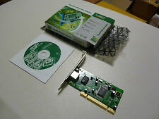 SOHO Realtek RTL8169S 10/100/1000Mbps Gigabit Ethernet 32-bit PCI Network Card