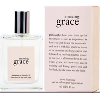 Amazing Grace by Philosophy 2 oz EDT Perfume for Women New In Box