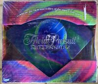 Trivial Pursuit Millennium Edition Parker Brothers Hasbro Board Game NEW