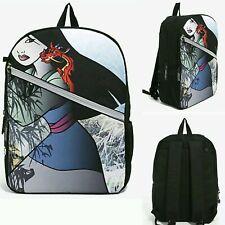 Mulan Backpack Bag Disney Mushu Mojo Life New With Tags