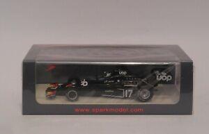 1/43 Spark S3835  Shadow DN5  # 17  Jean-Pierre Jarier  1975 Brazil GP