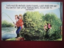 POSTCARD COMIC YOU CAN PUT THAT LITTLE TIDDLER BACK - ITS NO USE TO ANYONE