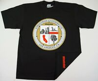 STREETWISE L.A. SEAL T-shirt Urban Streetwear Tee Men L-4XL Black NWT