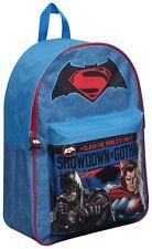 5050733a2071 Marvel Batman vs. Superman Backpack School Bag Kids Childrens Boys holiday  trave