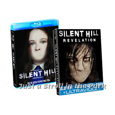 Silent Hill: Complete Horror Movies 1 & 2 Revelation Box / BluRay Set(s) NEW!