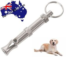 Dog Whistle Training Pet Obedience Adjustable Pitch Professional Trainer