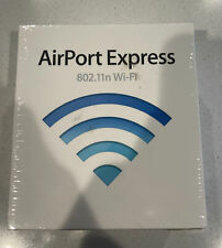 🔥 SEALED Apple AirPort Express 802.11n Wi-Fi Wireless N Router A1264 MB321LL/A