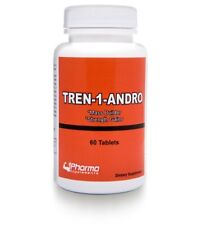 Tren-1-Andro (TREN) Muscle Building Lean Mass Gain Power Supplement 60 Tablets