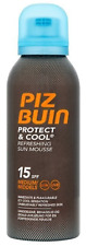 Piz BuinProtect & Cool Refreshing Sun Mousse SPF 15 Medium - 150ml