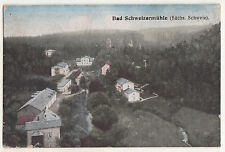 Ak Bad Schweizermühle Sächsische Schweiz 1919 ! ! (A2130