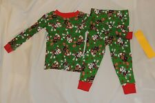 NEW Toddler Paw Patrol Long Sleeve Pajamas Pants Marshall Chase Sizes 2T  Pjs