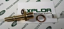 GENUINE LAND ROVER DISCOVERY 2 and DEFENDER TD5 FUEL FILTER AIR BLEED VALVE