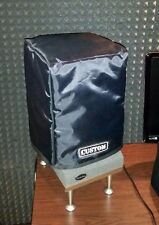 Custom padded cover for TANNOY Reveal 502 (pair) w/ rear cut for cable access