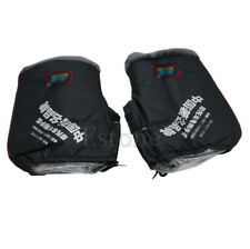 Motorcycle Scooter Bike Handlebar Hand Muffs Over Gloves Winter Warmers
