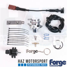 FORGE Blow OFF DUMP VALVE Kit VW Golf Mk7 GTI/R AUDI S1/S3 8 V TTS Mk3 Poli