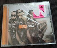 HIT ME AGAIN - ANGEL ALI cd  neuf