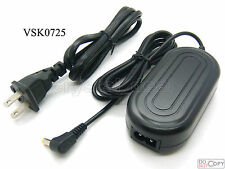 AC Adapter Supply For Panasonic PV-GS320 SDR-H18 SDR-H20 SDR-H21 SDR-H28 SDR-H29