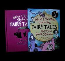 Hans Christian Andersen Fairy Tales ~ Illustrated Slipcase Edition