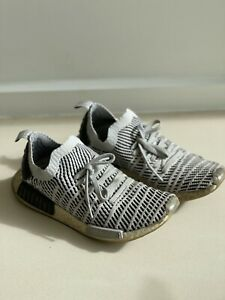 Adidas NMD R1 STLT PRIMEKNIT Sneakers - Grey