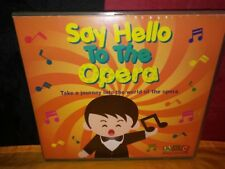 Say Hello to the Opera/ Sean O'Boyle by Various Artists (CD, ABC Music)