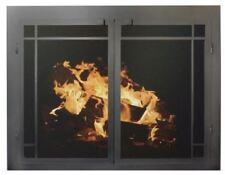 """Fp Artisan Gl Door w/Gate Mesh, 2.5"""" Frame In Bg - 35"""" x 30"""