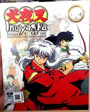 Inuyasha (Chapter 1 - 167 End) ~ 12-DVD SET ~ *English Version* ~ Japan Anime