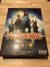 Pandemic 2013 Board Game 2nd Edition + On the Brink Expansion