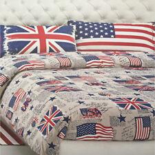 Copriletto Singolo Bandiera Inglese.Lenzuola E Biancheria Da Letto Bandiera Acquisti Online Su Ebay