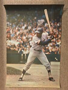 TONY OLIVA  -  ORIGINAL 1968 Sports Illustrated Poster - Minnesota Twins