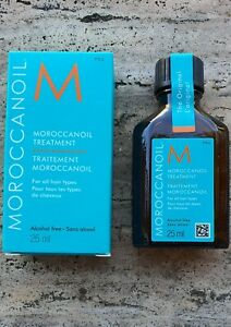 MOROCCAN OIL TREATMENT ORIGINAL 25ML - BEST PRICE - FREE FIRST CLASS DELIVERY