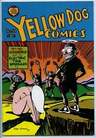 YELLOW DOG COMICS #19  - Comix - 1st print - High grade, FROM PRINT MINT