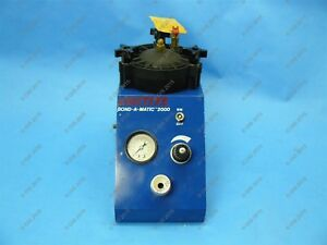 Loctite BOND-A-MATIC 2000 Liquid Adhesive/Sealant Dispensing System W/Vari-Drop