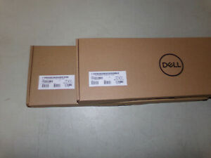 LOT OF 2 DELL USB KEYBOARDS KB216-BK-US  NEW