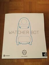 Watch Dogs 2 Collector's Edition Watcher Bot Wrench Jr Robot App Remote Control