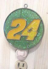 #24 Jeff Gordon Nascar Nightlight (Suncatcher Light)