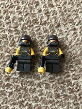 "LEGO MARVEL AVENGERS ""2 X AIM Agents"" Minifigures from set 76167 NEW"