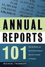 Annual Reports 101: What the Numbers and the Fine Print Can Reveal About the Tru